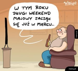 Weekend majowy