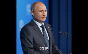 Putin jest nieśmiertelny