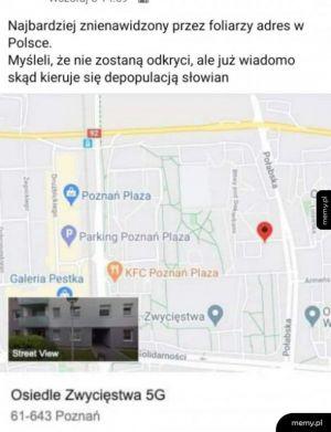 Znienawidzony adres