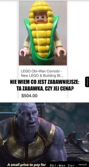 Obi Wan Kukurydza