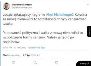 """Metzen z RIGCZEM (""""Ludzie nie znają się na żartach"""")"""