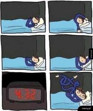 Jak tu spać