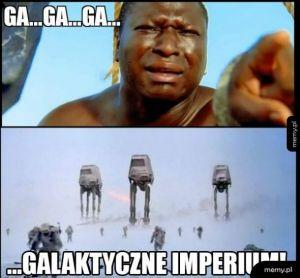 Nikt nie spodziewał się imperialnej inwazji
