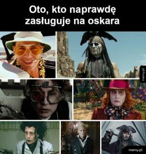 Dżonny Depp
