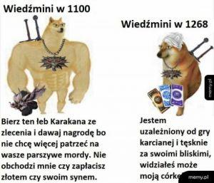 Wiedźmini