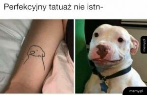 Perfekcyjny tatuaż