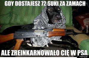 Pech terrorysty