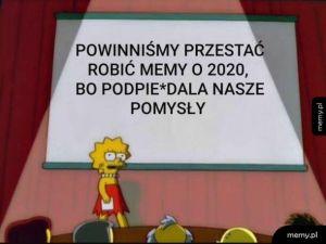 Memy o 2020