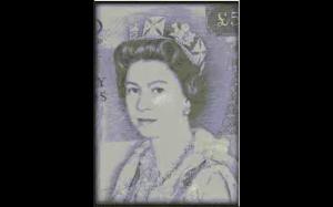 Królowa Elżbieta na banknotach