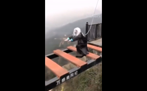 Zombie jumping
