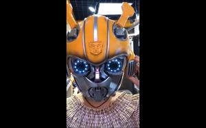 Maska transformersa