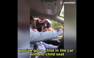 Miły policjant