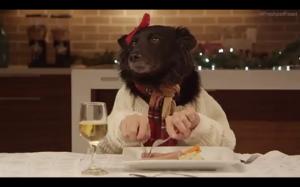 Świąteczny obiad z rodziną