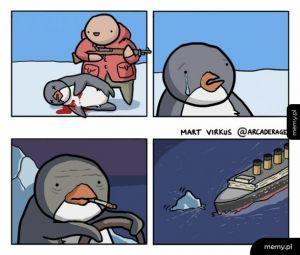 Zemsta pingwina