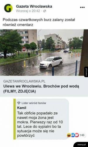 Ulewa