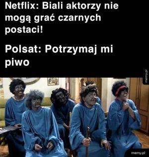 Netflix vs Polsat