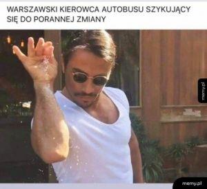 Warszawski kierowca