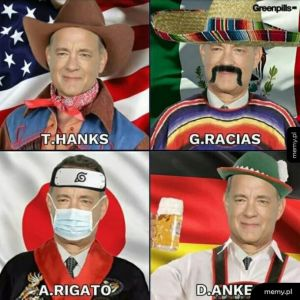T. Hanks