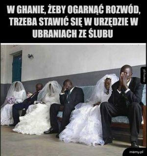 Rozwód w Ghanie