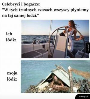 Na tej samej łodzi