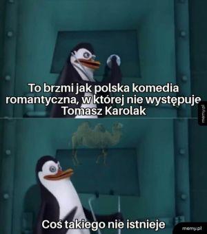 Polska komedia