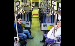 Przejażdżka autobusem może być niebezpieczna