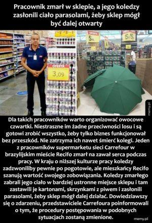 Pracownik sklepu