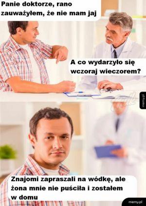 U doktora