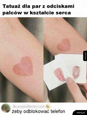 Odcisk palca