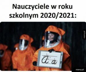 Rok szkolny 2020/21