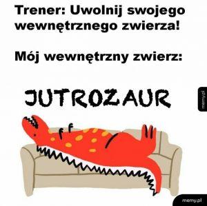 Jutrozaur