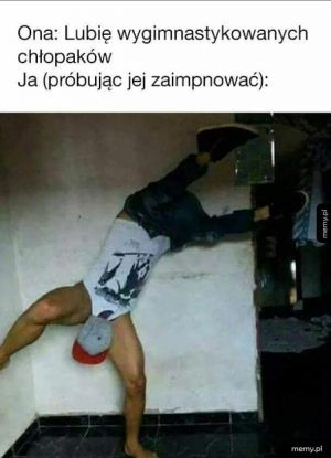 Wygimnastykowany