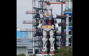 Gigantyczny robot w Japonii