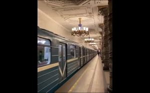 Najpiękniejsze metro świata, Sankt Peterburg