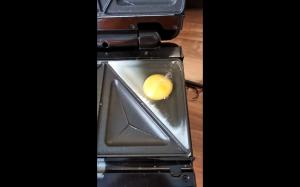 Jajko w tosterze