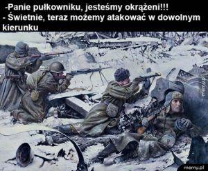 Na wojnie