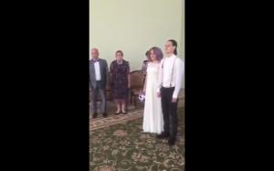 Tymczasem na ślubie