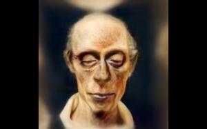 Ramzes II rekonstrukcja twarzy