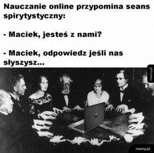 Nauczanie online