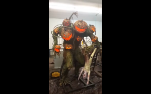 Wystawa na Halloween