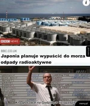 Japonio, zatrzymaj się