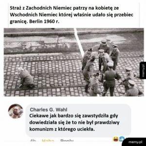 Oh, to nie był prawdziwy komunizm