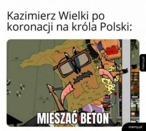 Koronacja na Króla Polski