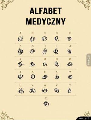 Pismo lekarskie