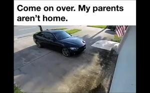 Niezłe parkowanie
