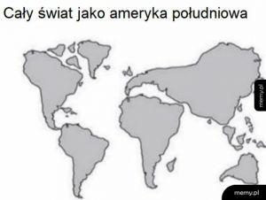 Każdy kontynent taki piękny