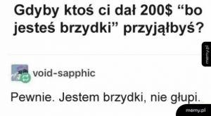 Brzydki