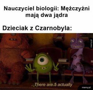 Dzieciak z Czarnobyla
