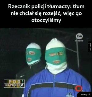 Rzecznik policji