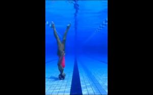 Chodzenie w wodzie